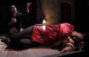 Robin Davies & Dan O'Neill in Auto da Fé (2012)