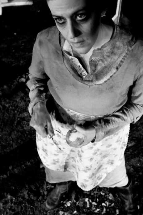Trina Magness (Ma). Photo Erin Preston (2010).