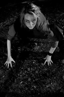 Kelleen Shadow (Daga). Photo Erin Preston (2010).
