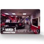 Gift Card Mockup Single
