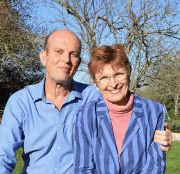Yveline et Bruno Béranger