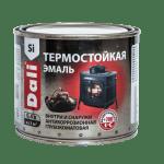 Эмаль термостойкая серебро 0,4л DALI