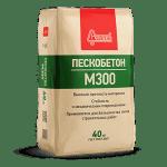 Пескобетон М-300 25кг Старатели