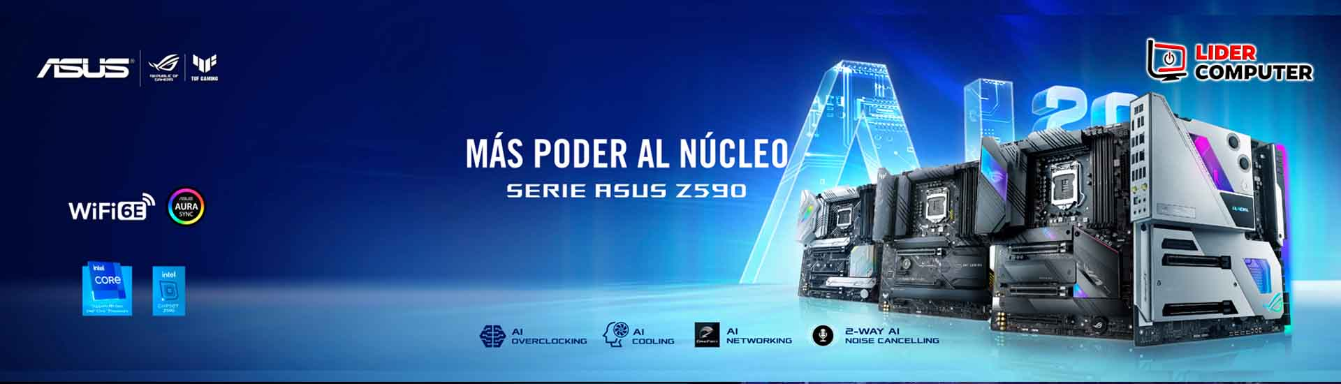 BANNERS LIDER