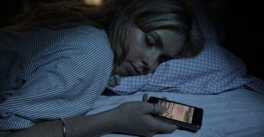 sleep-texting