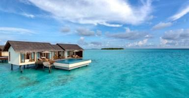 Los destinos más románticos del mundo - Las Maldivas