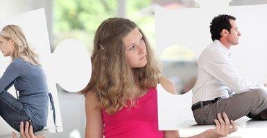 Cómo podría el divorcio afectar a los hijos