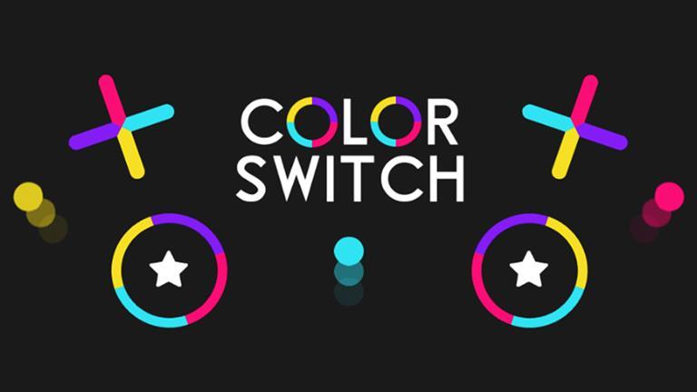 Juegos más adictivos para móviles android - Color Switch