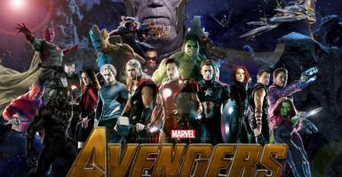 Los estrenos que estremecerán al mundo en 2018 - Los Vengadores Guerra Infinita