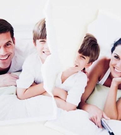 Cómo les explico a mis hijos que viene un divorcio