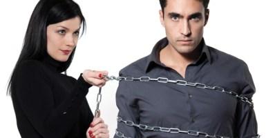 Peligro de las relaciones posesivas