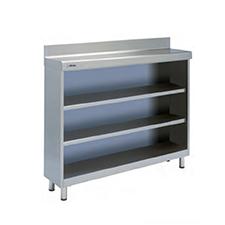 Mesas-estanterias-cafetería-frente-mostrador-350mm-mini