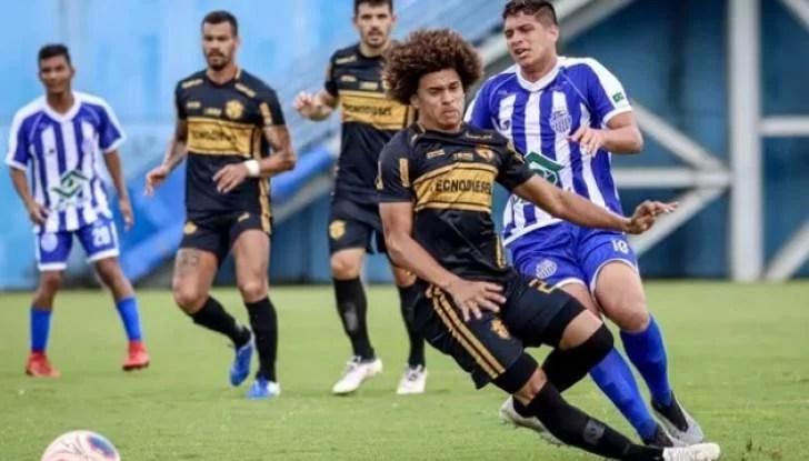 AMAZONENSE: Em duelo de classificados, São Raimundo vence Fast Clube