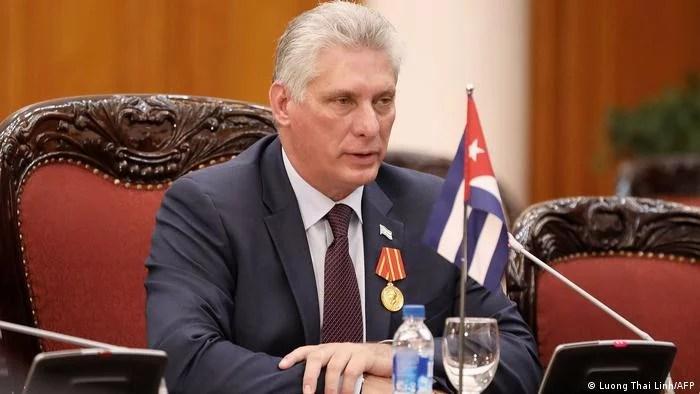 Presidente Díaz-Canel é eleito líder do Partido Comunista de Cuba
