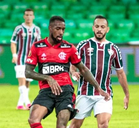 Flamengo e Fluminense empatam no primeiro da decisão do estadual do Rio de Janeiro