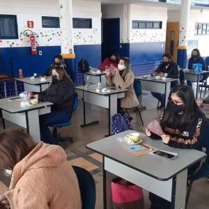 Educação realiza capacitação e acerta últimos detalhes visando retorno seguro às aulas na Rede Municipal em Ponta Porã