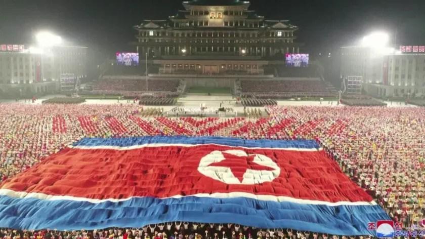 Coreia do Norte diz ter disparado novos mísseis de cruzeiro de longo alcance
