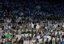 Miles de aficionados de cartón animarán al Gladbach ante Leverkusen