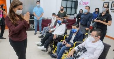 MUNICIPIO DE BENITO JUÁREZ COMPROMETIDO CON LA INCLUSIÓN DE LAS PERSONAS CON DISCAPACIDAD