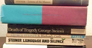 George Steiner poder y lenguaje