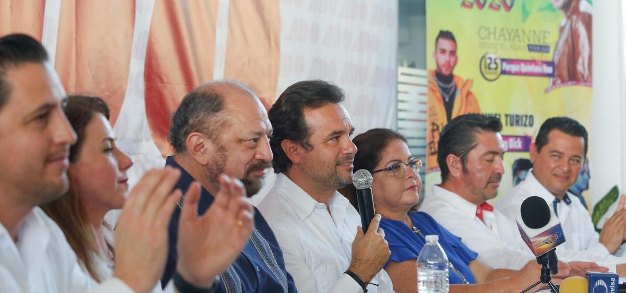 Acuerda Pedro Joaquín con Grupo ADO acciones para fortalecer la promoción y liderazgo turístico de Cozumel