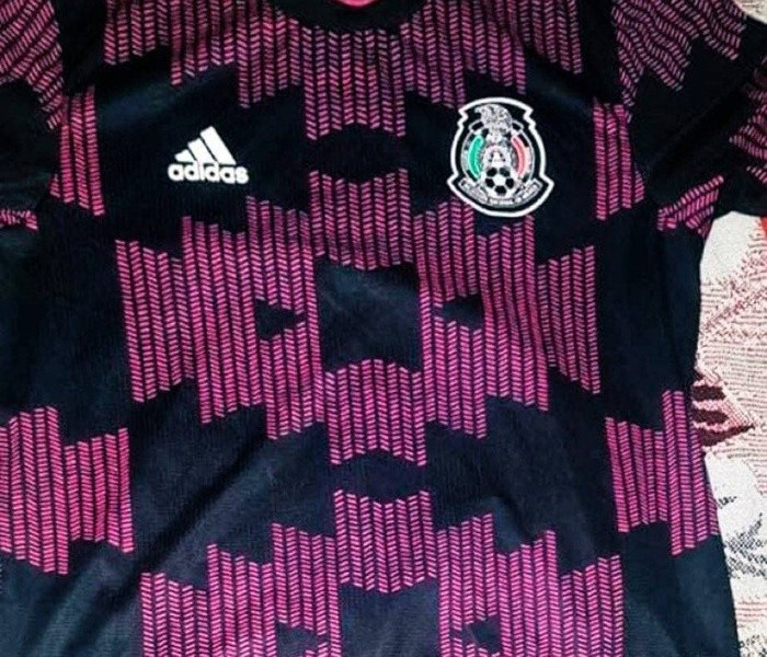 Filtran la que sería la nueva playera de la Selección Mexicana