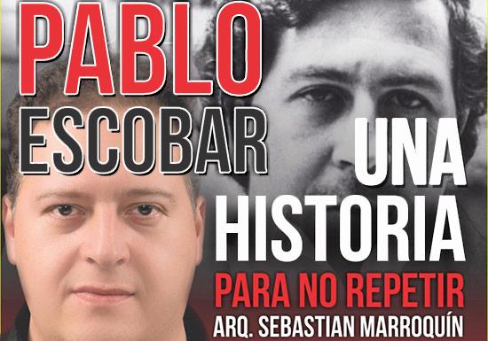 """La Presidente Municipal Mara Lezama encabezó la presentación de la conferencia """"Pablo Escobar. Una historia para no repetir"""""""