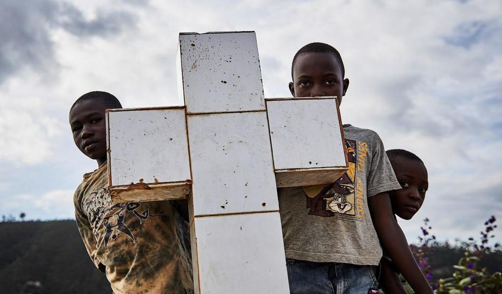 Fallecen seis mil personas por sarampión en República del Congo