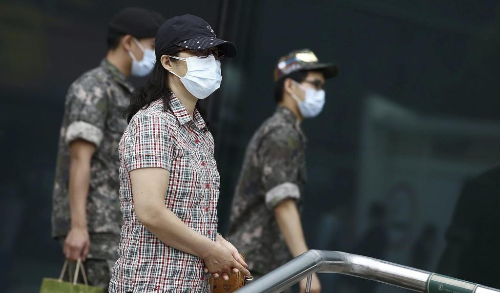 Reportan primer caso sospechoso de neumonía en Corea del Sur