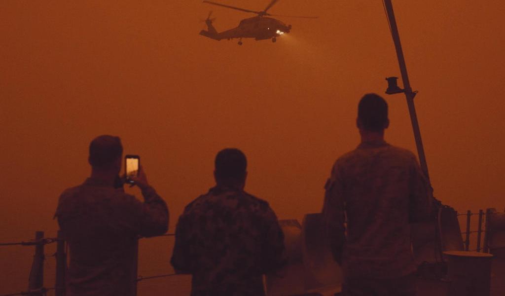 Se eleva a 27 la cifra de muertos por incendios en Australia