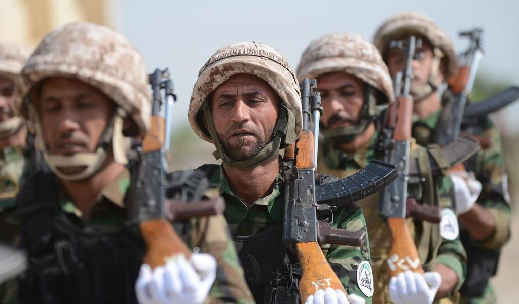 Atacan base aérea de Irak; cuatro militares iraquíes resultan heridos