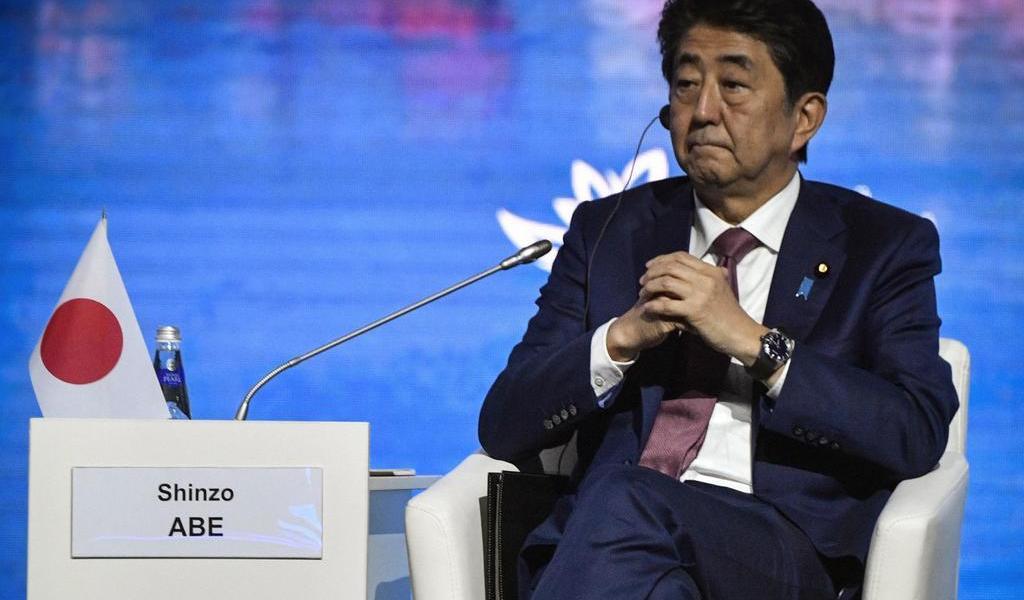 Primer ministro japonés visita Arabia Saudí