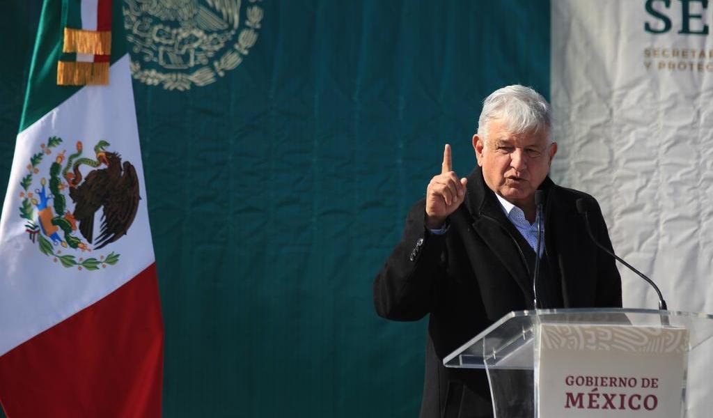 AMLO anuncia construcción de monumento para asesinados de familia LeBarón