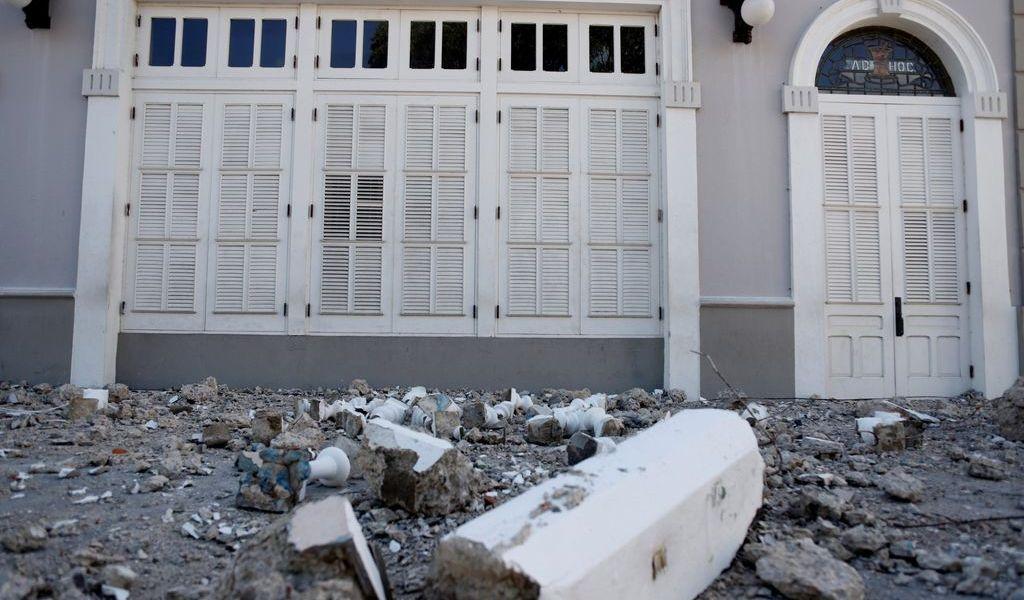 Continúan réplicas de sismos en P. Rico