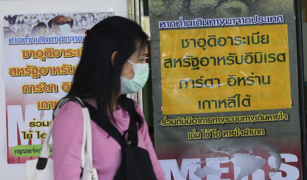 Reportan en Tailandia a primera persona con nuevo tipo de coronavirus