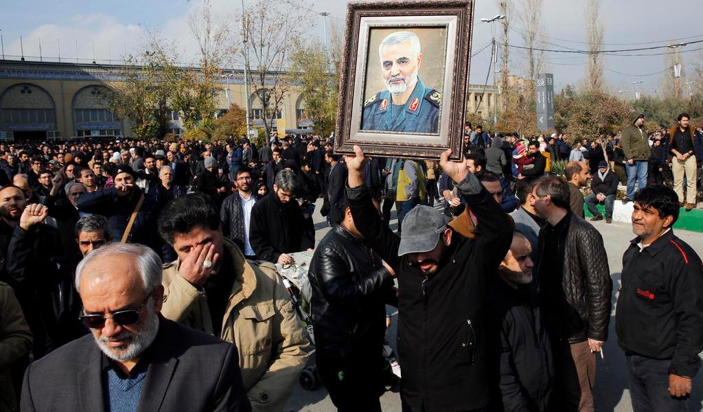 Demandará Irán a Trump ante la justicia internacional por caso Soleimani