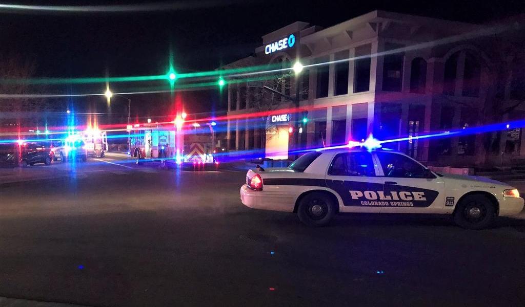 Sujeto apuñala a ocho personas al azar en Colorado Springs