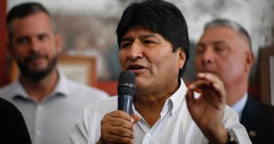 Piden detener llamados a 'violencia' de Evo Morales