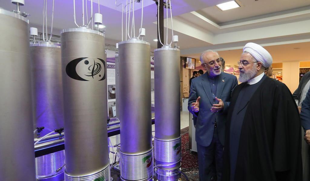 Advierte Irán con responder a Europa por su medida respecto al pacto nuclear