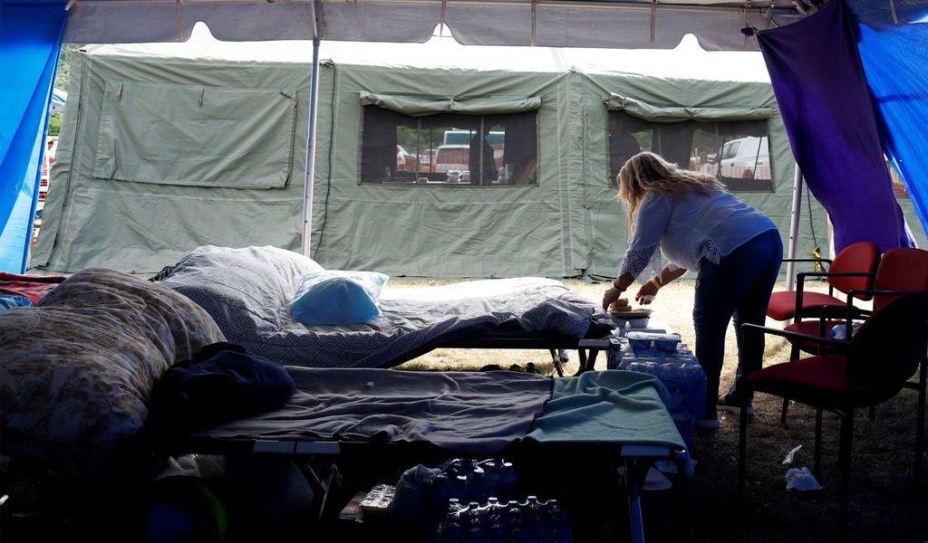 Suman casi 9 mil desplazados en P. Rico