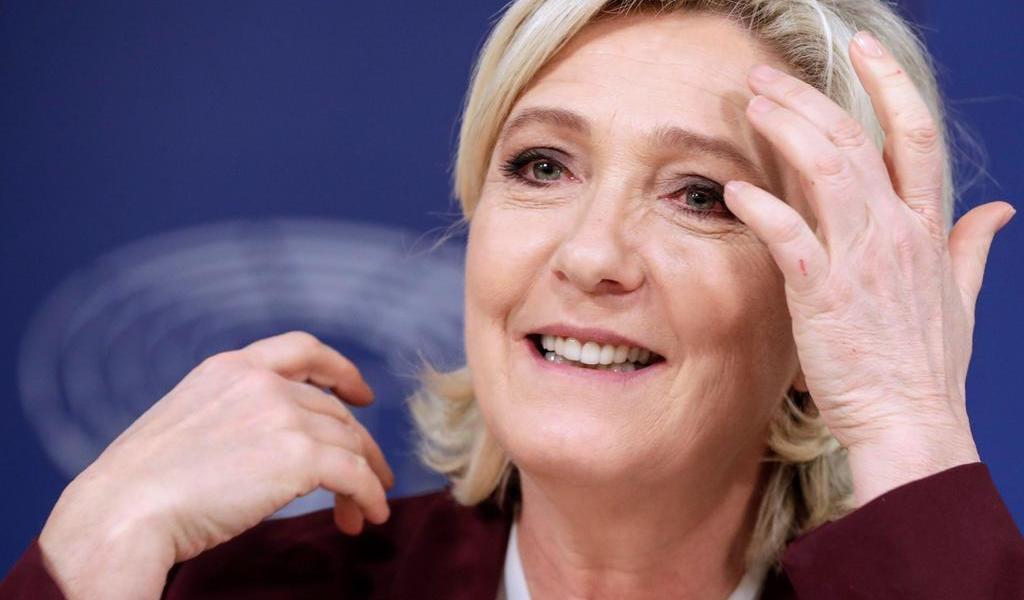 Anuncia Marine Le Pen candidatura presidencial para 2022