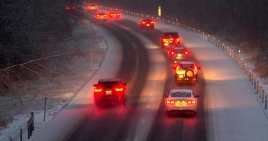Tormenta invernal azota el centro norte de EUA