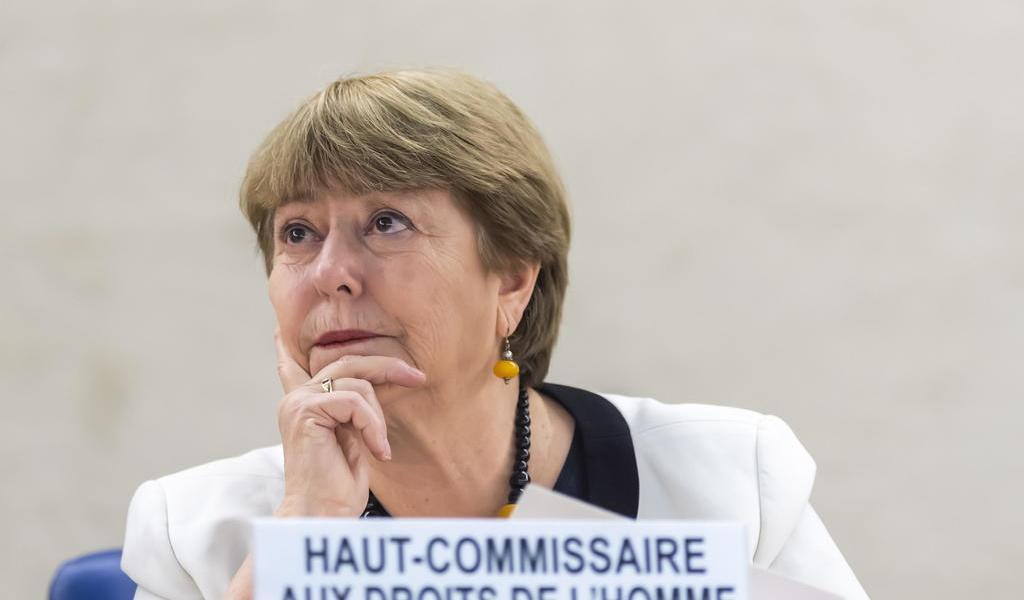 Exhorta Bachelet a respetar el alto al fuego en Siria