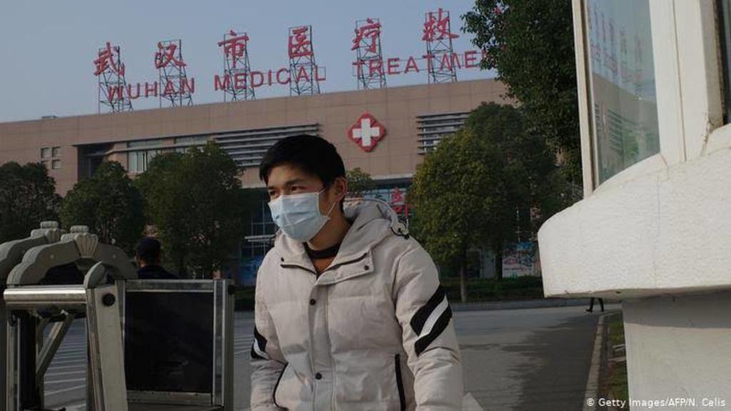 Podría haber más de mil chinos infectados