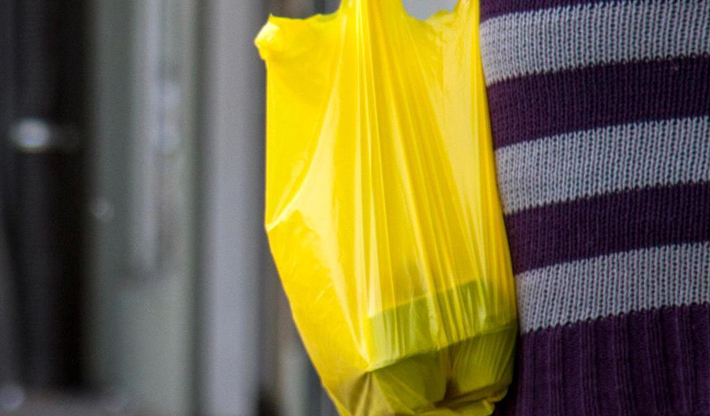 China prohibirá las bolsas de plástico en sus principales ciudades