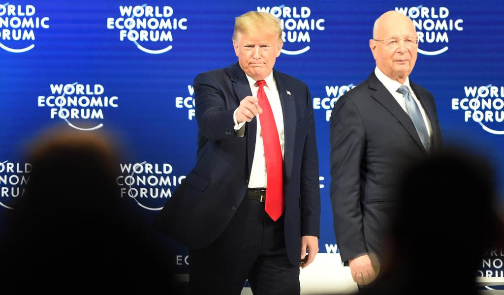 Minimiza Trump gravedad de lesionados tras ataque de Irán
