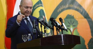 Reducen Estados Unidos e Irak tensiones