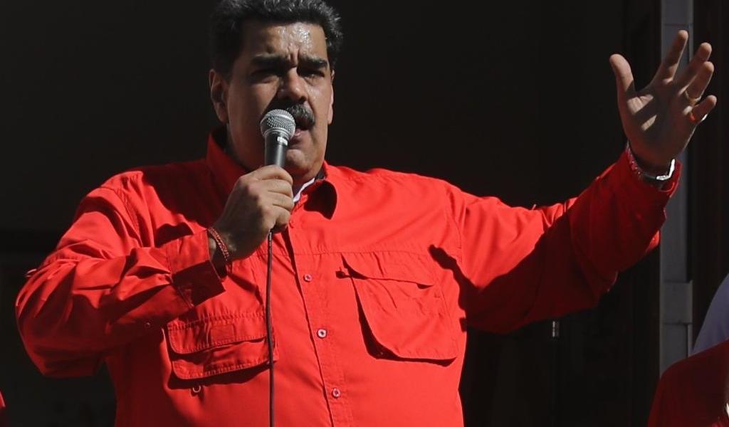 Pide Maduro que una misión de la ONU supervise las elecciones legislativas