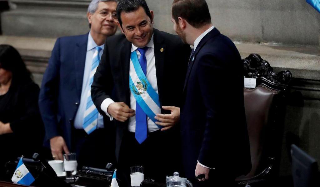 Guatemala toca fondo en índice de corruptelas