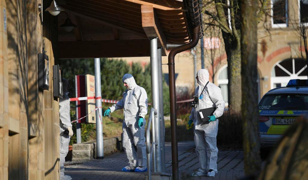 Policía confirma seis muertos por tiroteo al sur de Alemania